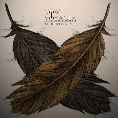 Now Voyer single cover
