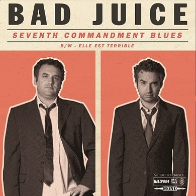 Bad Juice cover
