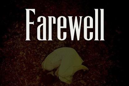 Farewell ban2